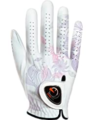 Easy Glove Spring_flora-Pink-Pastel-w-r Gant de Golf Femme