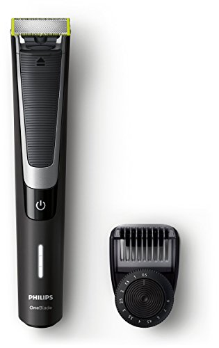 Philips OneBlade Pro Shaver QP6510/20 Warranty 24 months, Wet use, Rechargeable, Charging time 1 h...