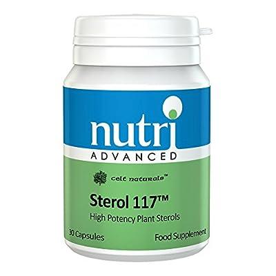 Nutri Advanced Sterol 117 Plant Sterols, Antioxidants, EFAs from Nutri