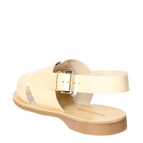 Florens Z7888 Sandale Fille Beige