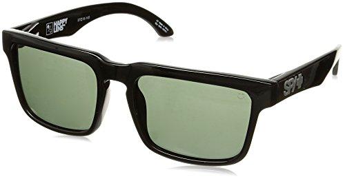 Snowboard Oakley Brille Damen (Spy Sonnenbrille Helm, happy gray green, One size, 673015038863)