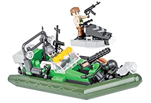 Cobi Small Army-Water Patrol (140 Pcs) Juguete 2163