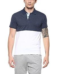 [Sponsored]American Crew Men's Color Block Polo T Shirt - B076PN5BJL
