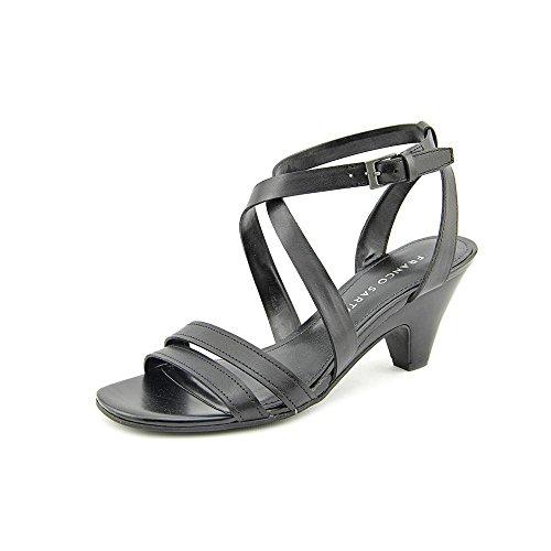 franco-sarto-province-donna-nero-pelle-scarpe-sandali-taglia-eu-375