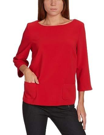 MEXX METROPOLITAN Damen Bluse 6BHTB003, Gr. 34 (XS), Rot (625)