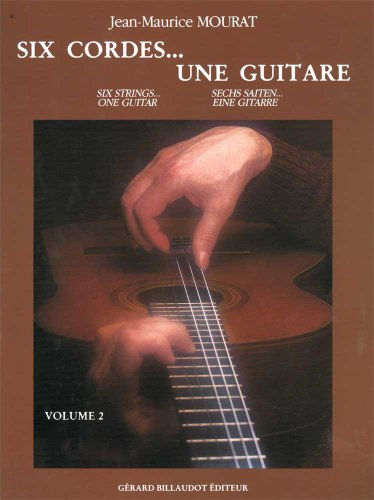 Six Cordes... une Guitare Volume 2