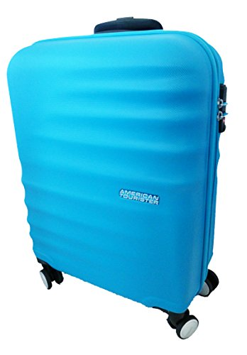 american-tourister-wavebreaker-spinner-55-20-bagaglio-a-mano-summer-sky-36-ml-55-cm
