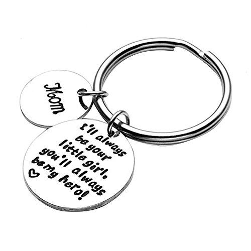 MAJGLGE Schlüsselanhänger/Schlüsselanhänger/Schlüsselanhänger/Dekoration, Geschenk für Mama/Papa – Mutter