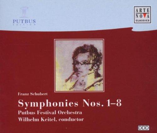 Preisvergleich Produktbild Die Sinfonien