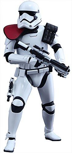 Hot Toys: Star Wars - Figura oficial Stormtrooper de la primera orden