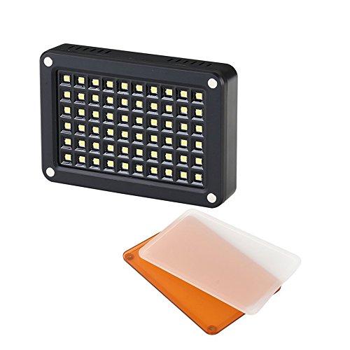 S9560 Mini LED Fill Licht Foto Studio Dimmen Wiederaufladbare Video Panel Licht Einstellbare Helligkeit 5500 Karat Breite Abstrahlwinkel