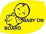 #8: Isee360 Baby On Board, Baby Logo, Windows, Car Sticker
