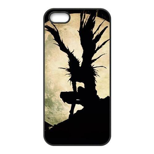 Death Note coque iPhone 4 4S Housse téléphone Noir de couverture de cas coque EBDXJKNBO11600