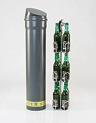 BIERSAFE:Hoch die Zwölf ! Garten Erdloch Flaschenkühler/Getränke-Kühler/ERD-Kühlschrank, stromlos-Bier-Kühl-Gadget/für Outdoorküche