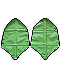 Umiwe One Step cubrezapatillas Reutilizables Manos Libres automáticas Protector Impermeable Antideslizante Cubierta de Maletero Engrosada hogar a Prueba de Polvo Protector de Alfombra de Piso (1 par)