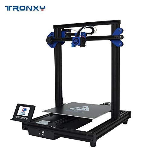 TRONXY XY-3PRO 3D-Drucker Filamentsensor, Druckwiederaufnahme, automatische Nivellierung, Unibody-Konstruktion mit 3,5-Zoll-Touchscreen Große Druckgröße 310 * 310 * 330 - 2