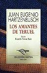 Los amantes de Teruel par Juan Eugenio Hartzenbusch