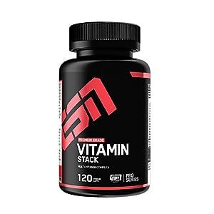 ESN Vitamin Stack, 120 Kaps