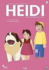Idea Regalo - Heidi la Serie TV - Box 1 Remastered ( 5 DVD)