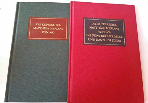 Die Kupfer-Bibel Mattäus Merians von 1630