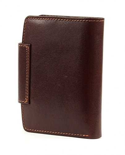 Golden Head Colorado Porte-monnaie cuir 10 cm burgundy Tobacco (Marron)