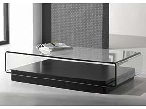 Table basse GLOSS - noir