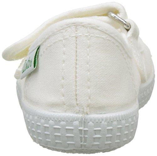 Aster Isaline, Ballerines Bébé Fille Blanc (Blanc)