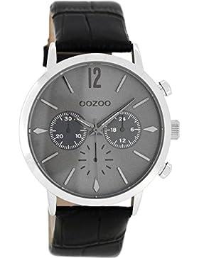 Oozoo Unisex Erwachsene-Armbanduhr C8524