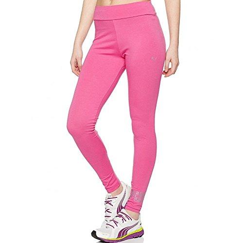 Puma Damen ESS No.1 Leggings W Rose Violet-Swan, XL Rose Swan
