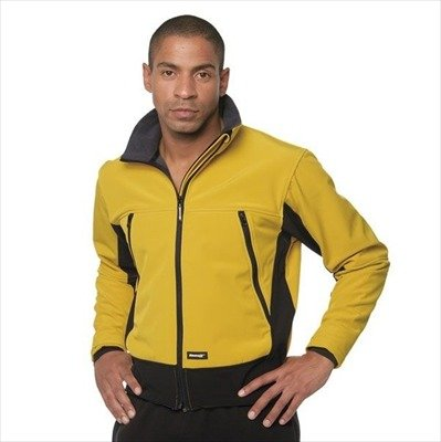 Result Activity Soft Shell Jacket Sport Yellow/Black