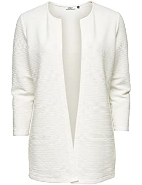 Only Onlleco 7/8 Long Cardigan Jrs Noos, Chaqueta Para Mujer