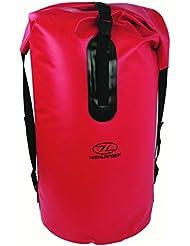 Highlander Troon Drybag - Bolsa, color rojo