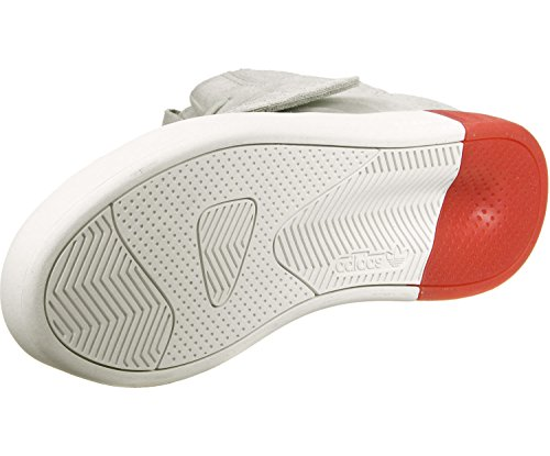 adidas Tubular Invader Strap, baskets montantes mixte adulte beige rouge