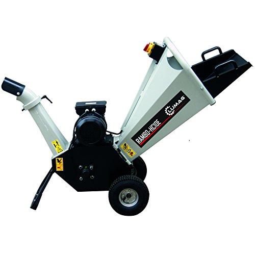 LUMAG RAMBO HC 10 E PROFI Gartenhäcksler Schredder mit 230V Motor ***NEU***