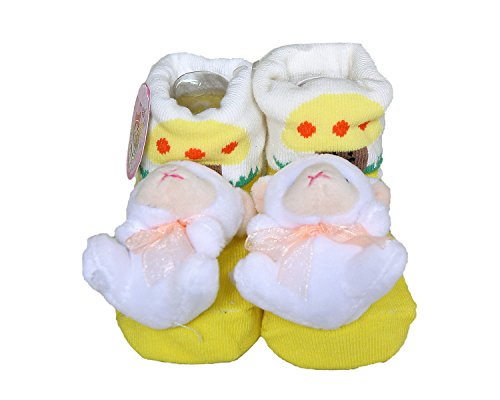 kim's newborn infant baby cottonPre-Walker Shoes Light Weight Soft Sole baby booties 0-6 months multi color  available at amazon for Rs.249
