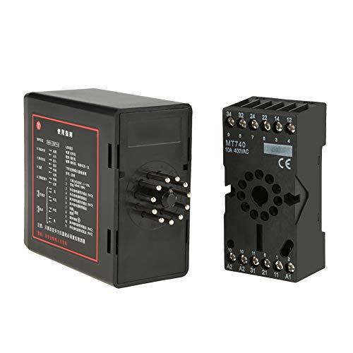 Detector Inductivo del Lazo del Vehículo del Solo Canal PD132 para el Control de Tráfico del Estacionamiento del Coche
