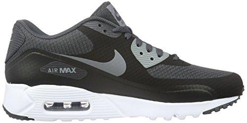 Nike Air Max 90 Ultra Essential, Entraînement de course homme Noir (Black/Cool Grey/Anthracite/White)