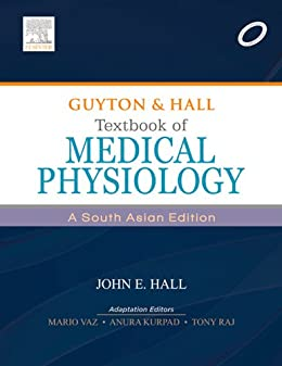 guyton hall textbook of medical physiology e book a south asian