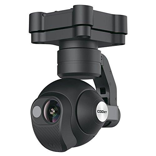 Yuneec YUNCGOETEU CGO-ET Wärmebild und Restlichtkamera mit 5,8 GHz Video-Downlink schwarz