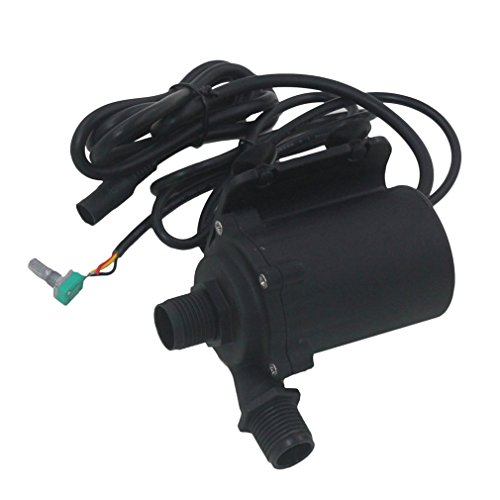 ulable bluefishgenericname Wasser Flow Pumpen Low Noise Brushless Tauchpumpe Fisch Tank, DC 12V - Low-flow-wasser