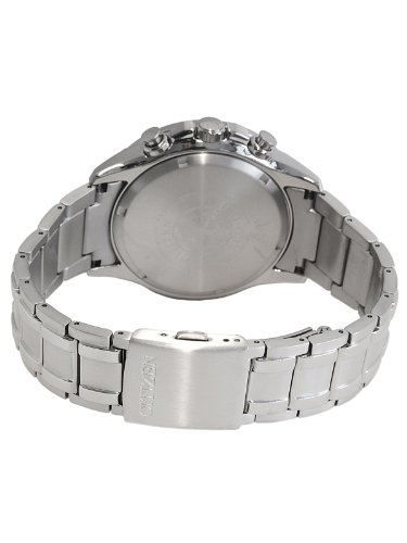 a262bbddc93c Citizen Super Titanium CA0345-51L - Reloj cronógrafo de cuarzo para hombre