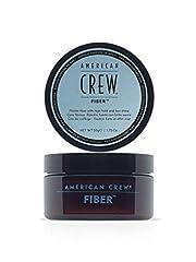 Idea Regalo - American Crew Fiber Cera fibroso per l'uomo, 85 g, 3 once
