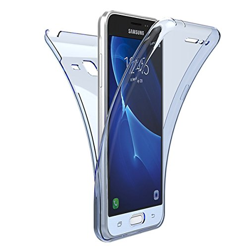 Galaxy-Note-8-HlleGalaxy-Note-8-CoverJAWSEU-Galaxy-Note-8-Silikon-Hlle-Full-Body-360-Coverage-ProtectiveUltra-Dnn-Transparent-Silikon-Handyhlle-Schutzhlle-Durchsichtig-TPU-Bumper-Crystal-Clear-Case-Ba