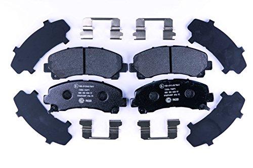 HELLA PAGID 8DB 355 020-171 Kit pastiglie freno, Freno a disco, Assale anteriore
