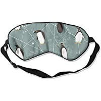 Sleep Eye Mask Penguin Cute Lightweight Soft Blindfold Adjustable Head Strap Eyeshade Travel Eyepatch E4 preisvergleich bei billige-tabletten.eu