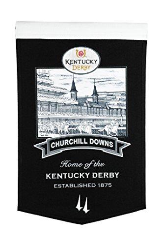 ucky Derby 15'' x 20'' Stadium Banner ()