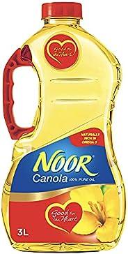 Noor, Canola Oil, 3L