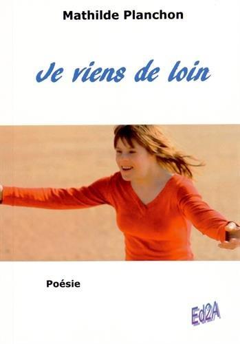 Kindle e-Books For Free: Je viens de loin ePub