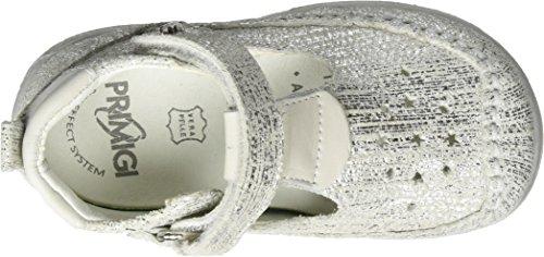 Primigi Baby Mädchen Pps 7075 Lauflernschuhe Silber (Argento)