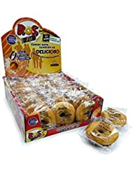 ROSQUILLAS PROTEICAS ROSFIT 21 X 60GRS CHOCOLATE